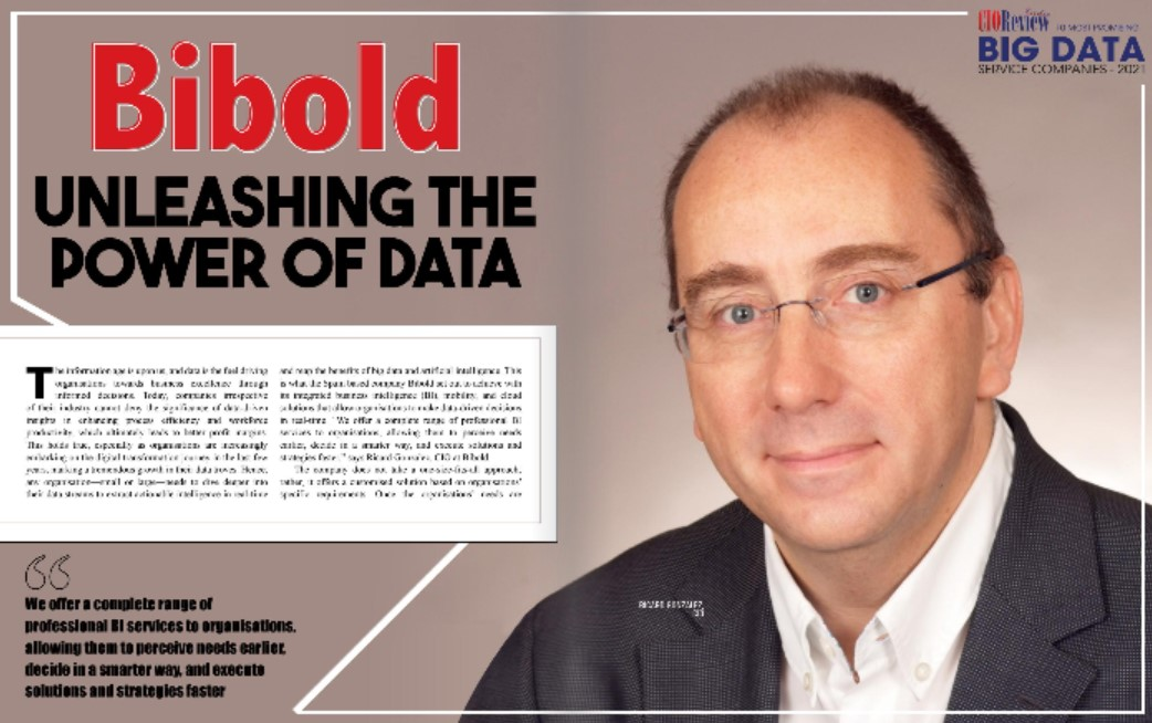 Article from our CIO in CIOReview